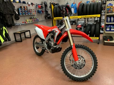 New 2018 Honda CRF 250R