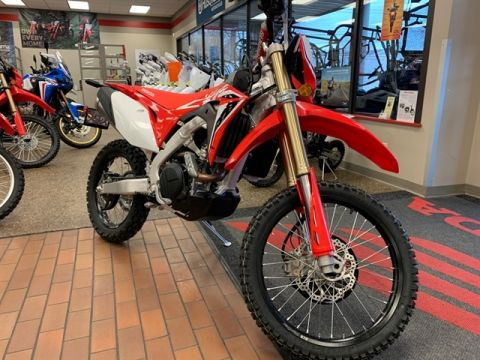 New 2020 Honda CRF 450L