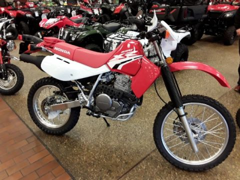 New 2018 Honda XR 650L