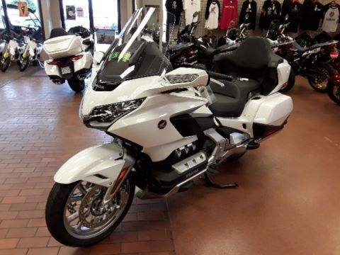 New 2018 Honda Gold Wing