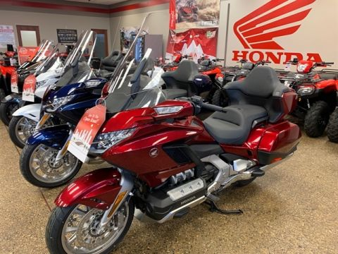 New 2018 Honda Gold Wing Tour DCT