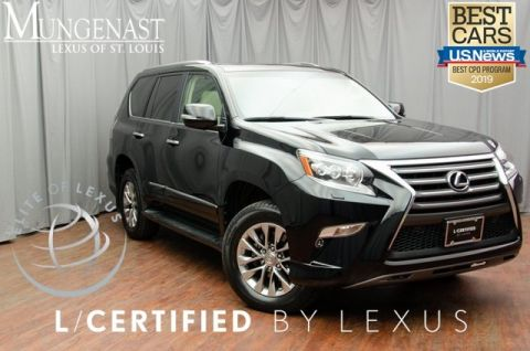 Certified Pre-Owned 2017 Lexus GX 460 Luxury