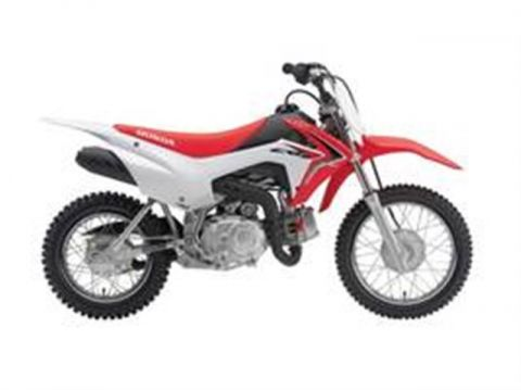 New 2018 Honda CRF