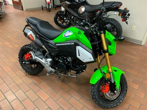 Pre-Owned 2020 Honda Grom Base